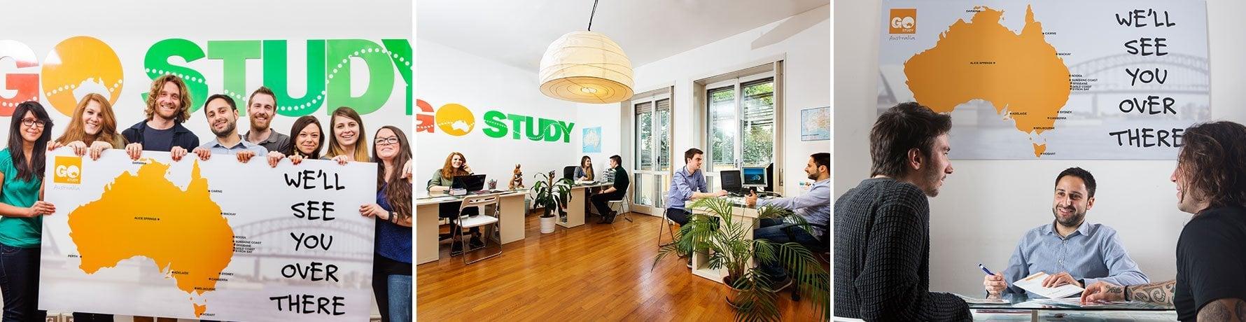 Supporto Gratuito Go Study Australia