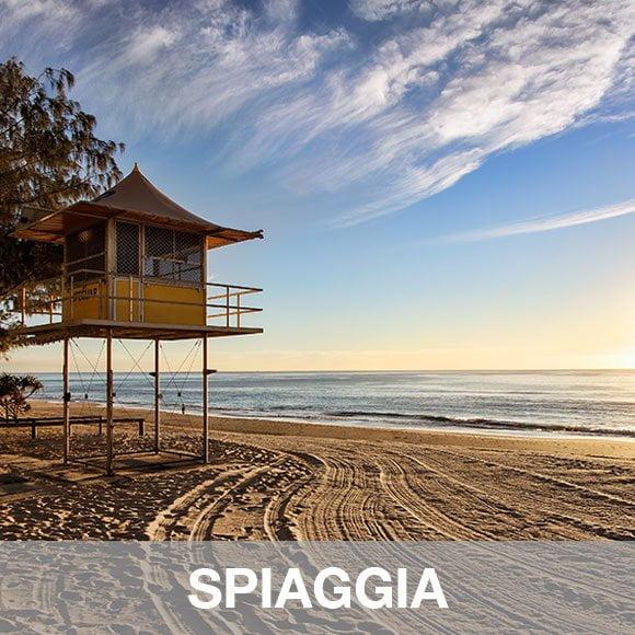 Città con Spiaggia in Australia