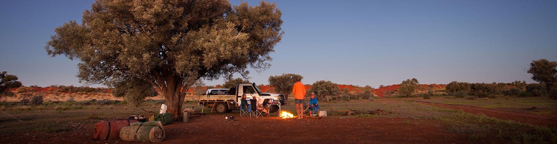 L'outback australiano - un territorio tutto da scoprire