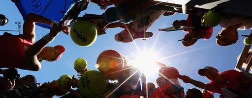 Vedere l'Australian Open 2014