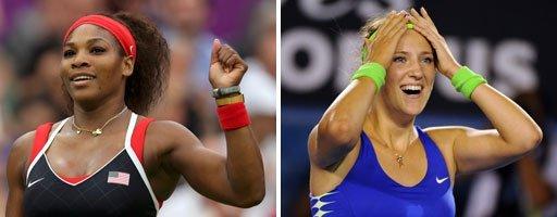 Australian Open 2014 - WTA - Serena Williams e Victoria Azarenka