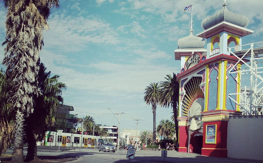 Melbourne: St Kilda