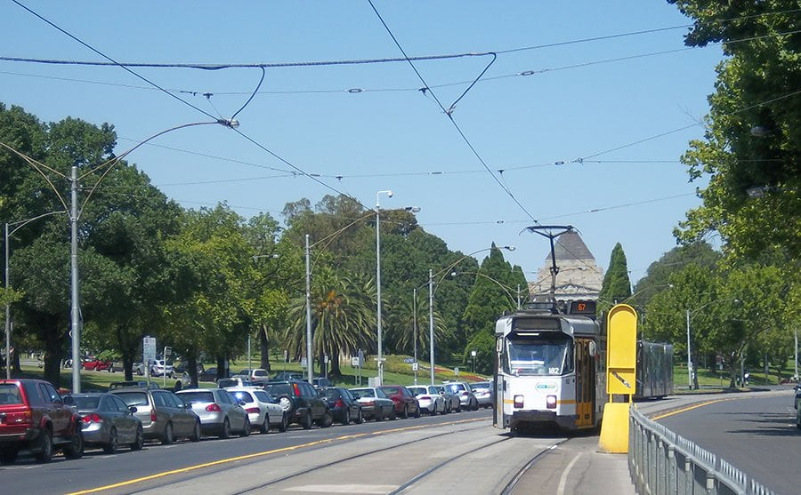 Melbourne: trasporti