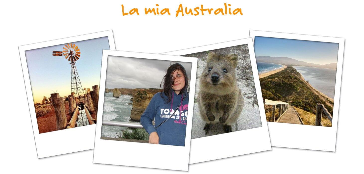 Foto dell'esperienza di vita in Australia