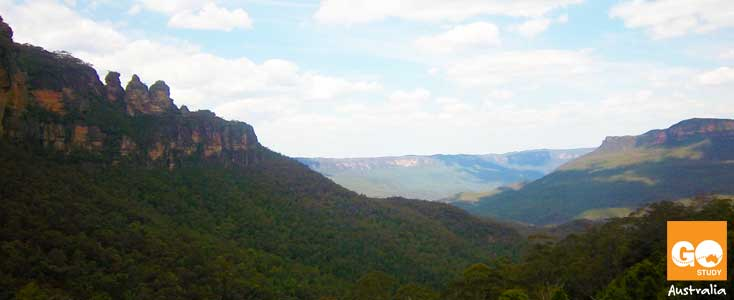 Esperienze Australia - blue Mountains