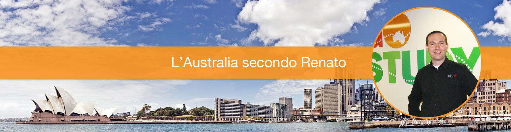 L'esperienza di Renato in Australia
