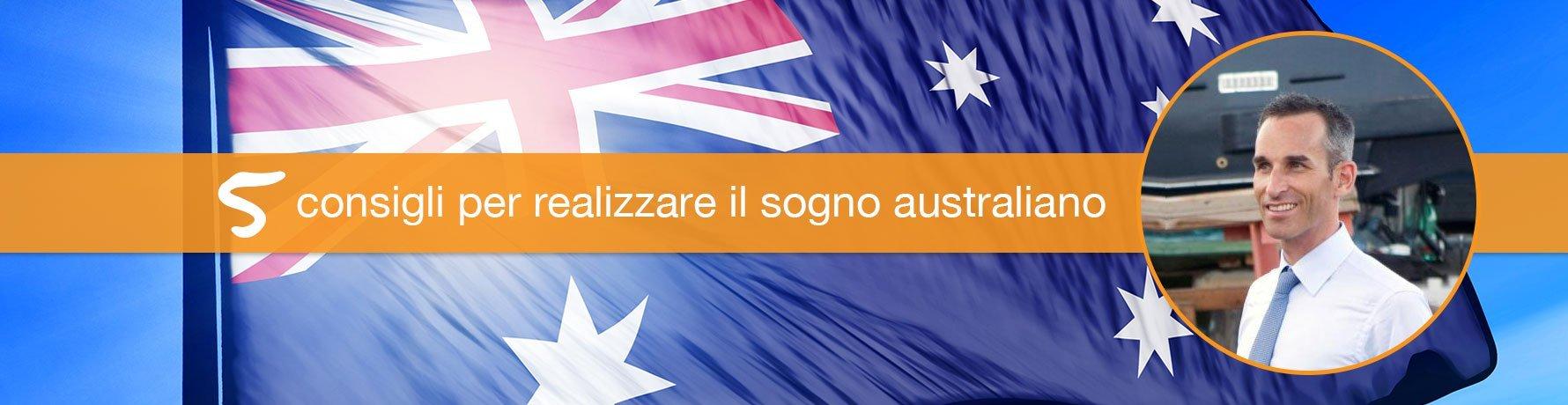 5 consigli per realizzare il sogno australiano, la sponsorship!