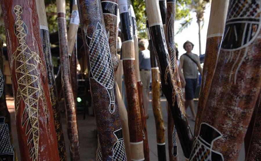 Darwin e l\'arte aborigena
