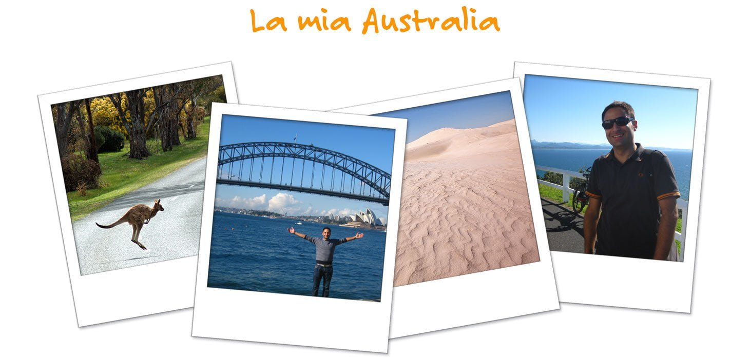 L'esperienza in Australia di Andrea
