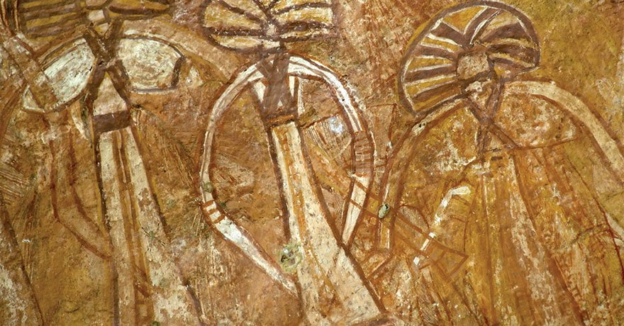 Arte aborigena Australiana