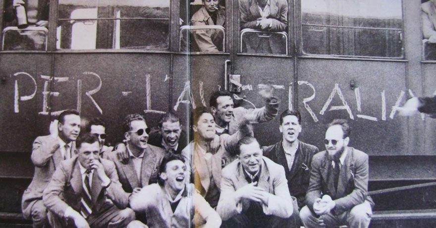 Storia degli italiani emigrati in Australia