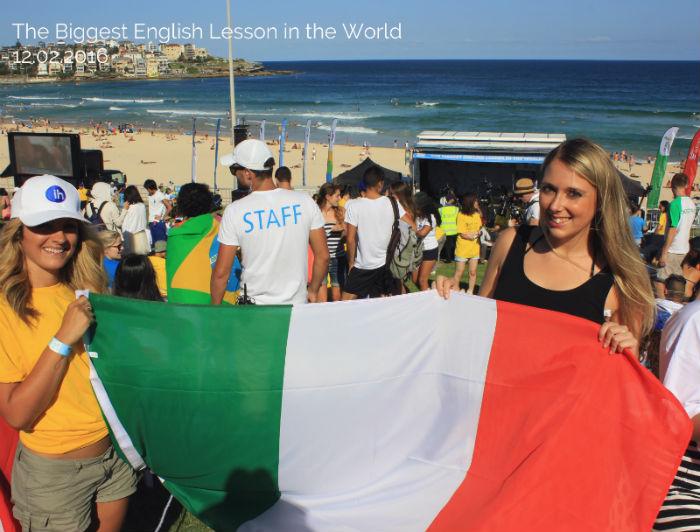 Italiani in Australia a Sydney