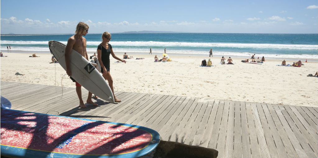 10 cose da portare in spiaggia in Australia