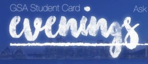 GSA Student Card