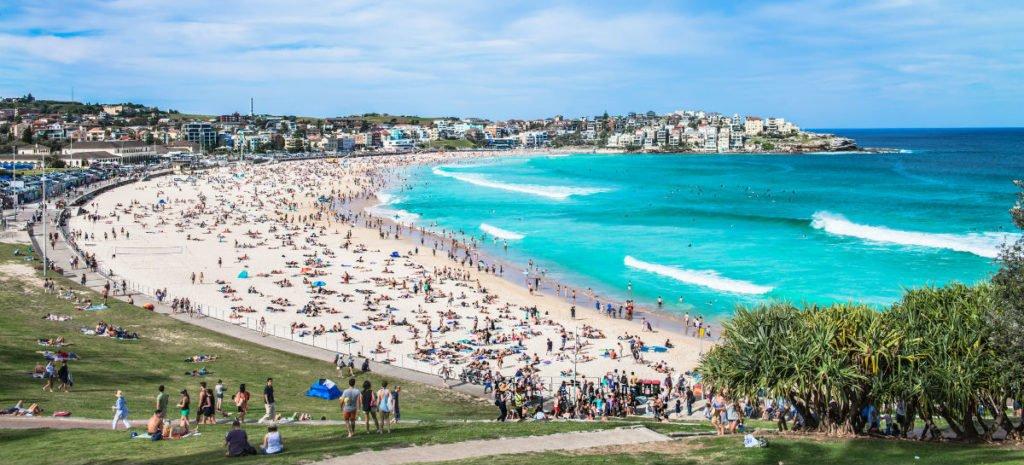 Imparare l'inglese in vacanza in Australia