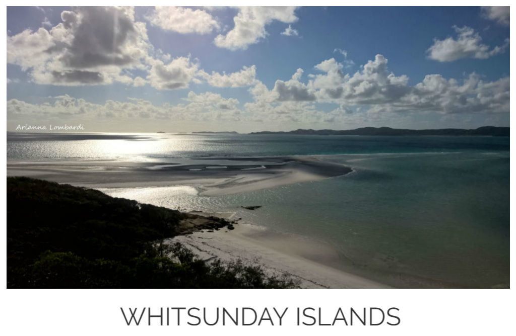 Arianna alle Whitsunday Islands