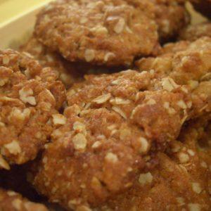 I biscotti dell'ANZAC Day