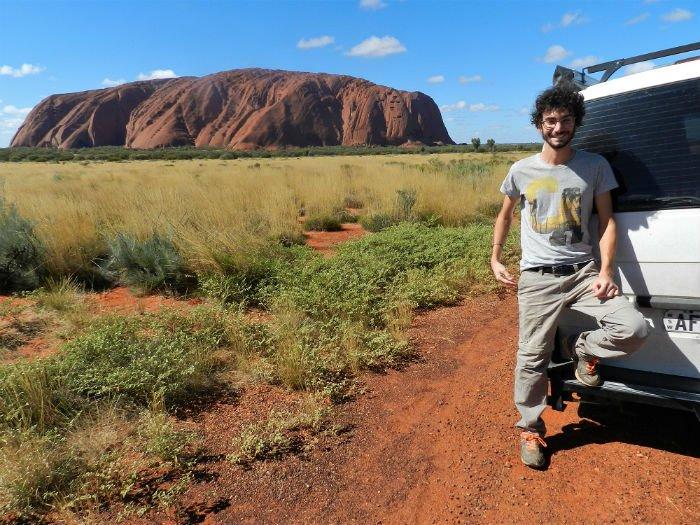 Scatti e Bagagli - Uluru