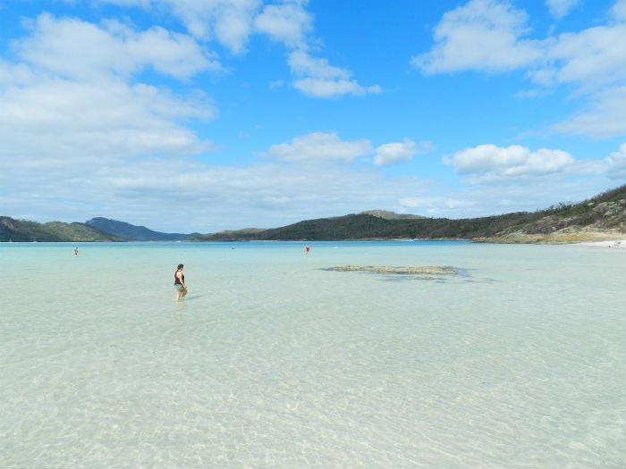 Scatti e Bagagli - Whitehaven beach